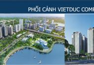 Sở hữu căn hộ cao cấp Việt Đức Complex, với giá chỉ 2,2 tỷ