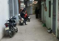 Bán đất mặt ngõ đường Nguyễn Trãi, Thanh Xuân, DT 151m2, giá 80tr/m2 phù hợp xây căn hộ cho thuê