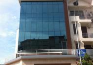Cho thuê tòa nhà văn phòng mặt phố Trần Kim Xuyến. Giá 40 triệu/ tháng
