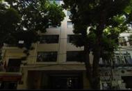 Bán nhà mặt phố Hàng Trống, hồ Hoàn Kiếm: 230m2 x3 tầng. MT7m sổ đỏ