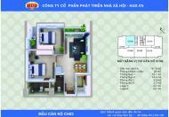 Chuyển việc cần bán lại căn hộ 76m2 tòa A1 Linh Đàm của HUD, giá rẻ nhận nhà mới ở ngay