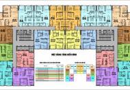 Bán căn hộ chung cư khu đô thị mới Đại Kim – Đại Từ- Hoàng Mai – HN 75m2, giá chỉ 20tr/m2