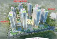 Bán căn hộ chung cư tại dự án An Bình City, Bắc Từ Liêm, Hà Nội diện tích 74m2, giá 28 triệu/m2