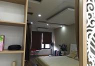 Bán nhà chung cư mini Hoàng Ngân: 80 m2, 7 tầng thang máy, MT 4.5 m, giá 11.6 tỷ