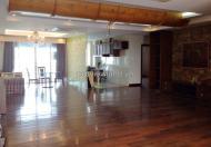 Căn hộ Fideco Thảo Điền ghép tầng cao 274m2, 3PN, nội thất cơ bản cần cho thuê giá tốt