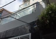 Nhà mới đón Tết, 4 tầng, giá 2.2 tỷ, đường Thống Nhất, quận Gò Vấp, gần Bệnh viện Hồng Đức