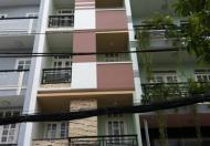 Bán nhà mặt tiền quận Phú Nhuận, đ.Cao Thắng dt 58m2 giấy phép xd 6 tấm 6.4 tỷ