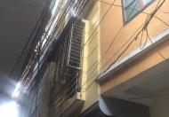 Cho thuê nhà tại ngõ 178 Tây Sơn, Đống Đa 45m2x5 tầng, 12 triệu/tháng