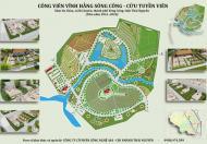 Bán đất nghĩa trang Cửu Tuyền Viên - Sông Công - Thái Nguyên