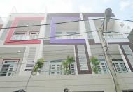 Nhà mới xây SH riêng 11/2016 sát Phạm Văn Đồng 3 lầu 4PN sân xe hơi