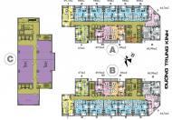 Cần bán chung cư 219 Trung Kính, căn góc 1201, DT 69,7m2, giá 30tr/m2. 0964046238
