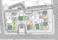 Bán shophouse Masteri, Q. 4, diện tích 76m2, giá 100tr/m2. 0938 498 981 Phụng