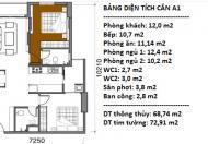 Ăn Tết trong nhà mình (chung cư Quận 2 cơ đấy), 2PN, vay ngân hàng cho đủ 1,95 tỷ, lấy nhà luôn