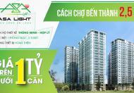 Mở bán căn hộ cực đẹp theo thiết kế Nhật Bản 02PN/02WC giá 1 tỷ ngay chợ Phạm Thế Hiển, Quận 8