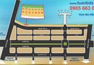 Chỉ từ 16 triệu/m2 sở hữu ngay đất mặt tiền dự án Mega Thuận Phước