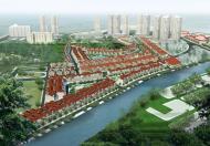 Liền kề view hồ Làng Việt Kiều bán 11 tỷ