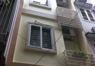 Bán nhà xây mới 4 tầng phố Trương Định, 45m2, 2 mặt thoáng
