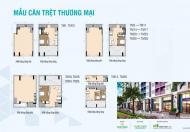 Cần bán shop thương mại mặt tiền đường Trường Chinh, 125m2, giá 1,801 tỷ