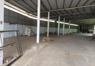 Cho thuê kho 750m2 có sân rộng mặt tiền Quốc lộ 1A Cần Thơ (miễn trung gian)