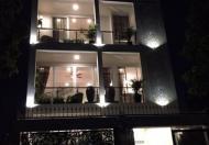 Bán nhà căn hộ dịch vụ cao cấp Trần Hưng Đạo(9X26m), 4 lầu, 17 phòng đang cho thuê 200 triệu tháng