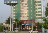 Cho thuê căn hộ An Khánh, nội thất cao cấp 9,5tr/th