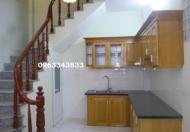 Bán nhà Mậu Lương, Kiến Hưng, dt 34m2, 4 tầng, giá 1,45 tỷ, 0963343833