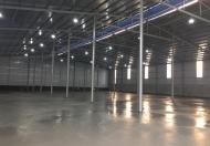 Cho thuê kho xưởng 670m2 tại khu công nghiệp Nguyên Khê, Đông Anh