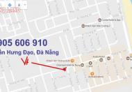 Bán 300m2 đất đường Hoàng Kế Viêm, Đà Nẵng cách biển 400m, khu phố Tây