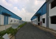 Cho thuê nhà xưởng 3000 m2 trong KV 4500 m2, KCN Tân Đức, Đức Hòa, Long An