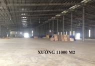 Cho thuê xưởng diện tích 24000m2, tổng khuôn viên 4ha