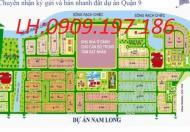 Bán gấp đất nền Nam Long sổ đỏ, DT 7x20m, giá 24tr/m2