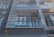 Nhà hẻm 418 Lê Văn Quới, nhà mới DT 4.7mx18m, 4 tấm