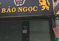 Cho thuê nguyên tầng làm văn phòng, mặt tiền đường Âu Cơ, Tân Phú
