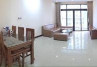 Cho thuê chung cư Royal City căn hộ tòa R4A, tầng cao, giá rẻ. DT 106m2, 2 PN đủ đồ, giá 17 tr/th
