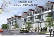 Cần tiền bán nhanh nhà LK ĐTM Văn Khê, Hà Đông 82,5m2, giá siêu rẻ
