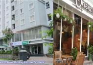 Giá 13tr/th căn hộ Orient, Q. 4, 2PN, nội thất, tel: Hiếu 094.550.7428 – Bích 0902.309.189