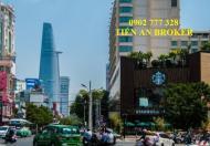 Bán nhà mặt tiền Lê Văn Sỹ, phường 14, quận Phú Nhuận, DT 8x25m, giá 39 tỷ