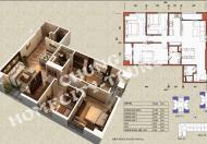 Cần bán gấp căn góc 09, 97,64m2 CC Home City, 3PN ban công ĐN