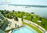 Bán căn hộ ở liền tại Đảo Kim Cương, Quận 2, 123 m2, view sông Sài Gòn, Bitexco, Quận 1, 8.3 tỷ