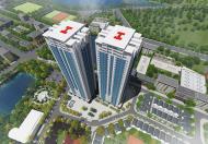 Nhượng lại căn hộ 76m2, chung cư Osaka Complex, Hoàng Mai, Lh: 0965.105.866
