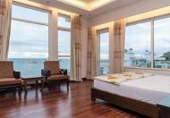 Bán 4 căn biệt thự đường Trần Phú, tp Vũng Tàu, view biển toàn diện, hướng Đông Nam, 14 tỷ