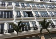 Nhà mặt phố Trần Văn Lai,SDCC,đã xây xong (81m2x11tỷ) có hầm, thang máy.LH 0934615692