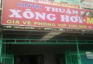 Sang nhượng, cho thuê cơ sở xông hơi massage Phường Long Bình Tân, TP Đồng Nai