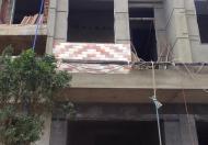 BÁn nhà mới xây một mê nguyên, sau lưng trường Nguyễn Thái Học