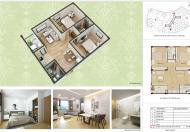 Bán căn hộ nhà ở xã hội Hưng Thịnh Kiến Hưng, giá: 12.4tr/m2, LH: 0983.762.129