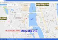Bán nhà đẹp 3T đường 2/9, Đà Nẵng, 76.5m2 đất, giữa cầu Trần Thị Lý và cầu Rồng