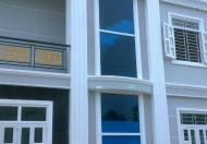 Nhà phố Thạnh Xuân 22, 1 trệt 2 lầu nhận nhà vào ở ngay trước tết