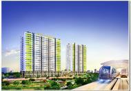 Mở bán đợt cuối căn hộ chung cư quận Thủ Đức, cạnh trạm Metro. Giá chỉ 1,4 tỷ/68m2, tặng nội thất