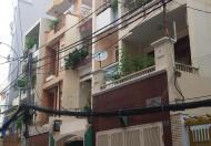 Nhà hẻm 2A Nguyễn Thị Minh Khai 4.5m x 20m, trệt 3 lầu, ST, giá 18 triệu/tháng