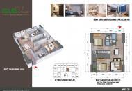 Cần bán căn hộ 2 phòng ngủ 74m2 nội thất cao cấp KĐT Đại Kim giá 1,6 tỷ